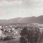 Абаза.Вид с кислородной станции 1977